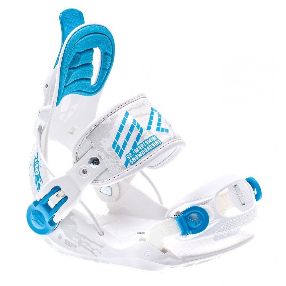 Hatchey SP Kiddo White/Blue